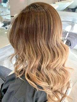 Sun-Kissed Highlights - Aveda Salon | Kaplan Atelier - Holland Park Avenue, London