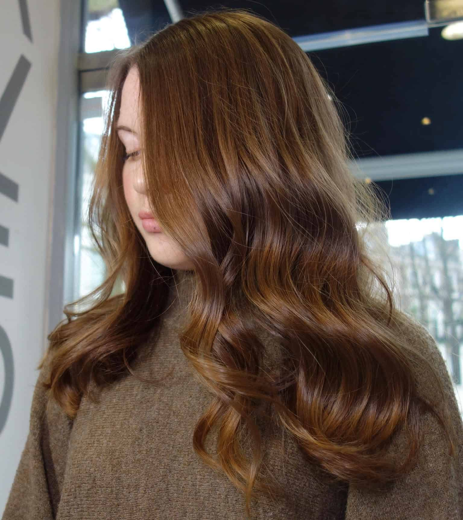 Hair colouring, Hair Styling - Hair Salon Client | Kaplan Atelier - Holland Park Avenue, London