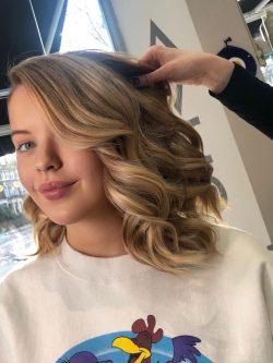 Cute Short Hair Cut & Hair Styling - Best Hair Salon | Kaplan Atelier - Holland Park Avenue, London