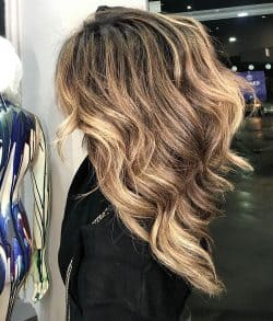 Trendy Balayage Aveda Hair Colouring | Kaplan Atelier - Holland Park Avenue, London