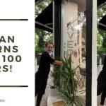 Breaking News London Hair Dresser Reopens Hair Salon After 100 Years! - AVEDA Salon