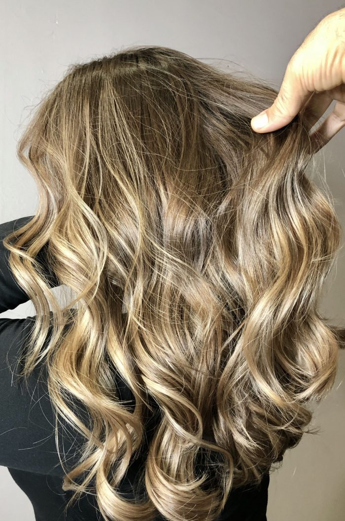Balayage For Brown Hair - KAPLANatelier