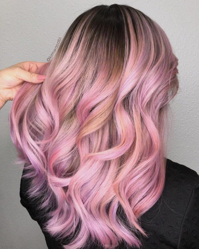Pink Balayage - KAPLANatelier