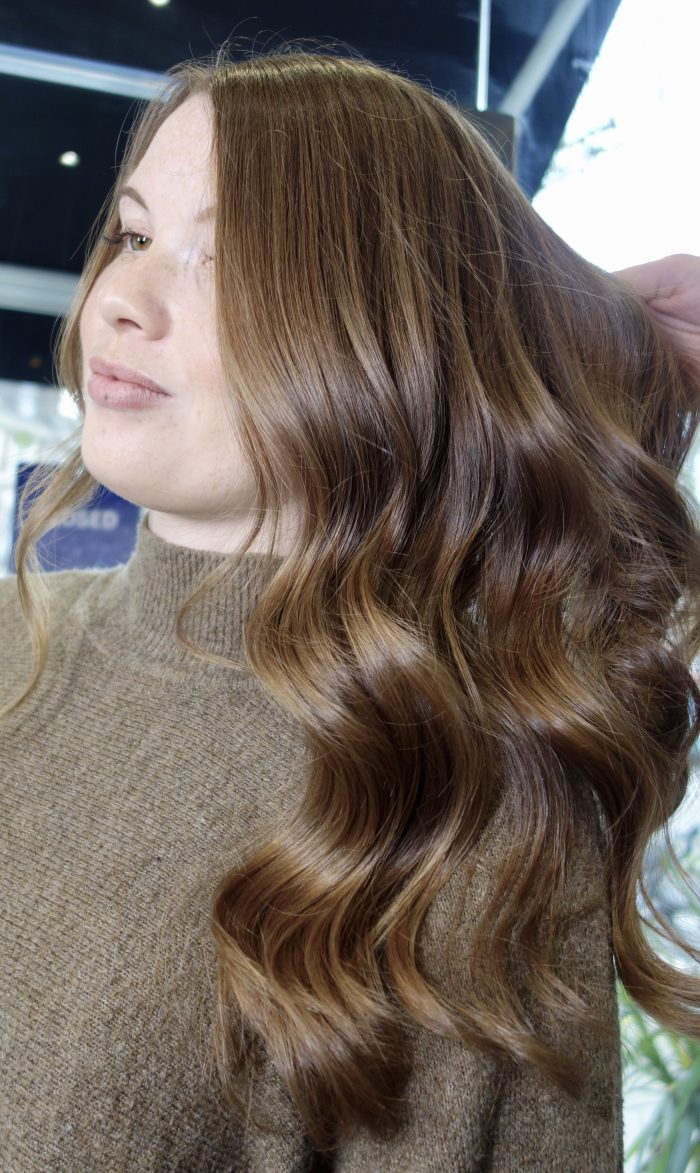 Soft warm toffee brown - KAPLANatelier