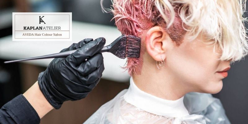 Is Hair Colouring From A Professional Worth The Price | KAPLAatelier - Best AVEDA Salon In London