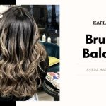 5 Reasons Why We Love Brunette Balayage - AVEDA Salon - KAPLANatelier