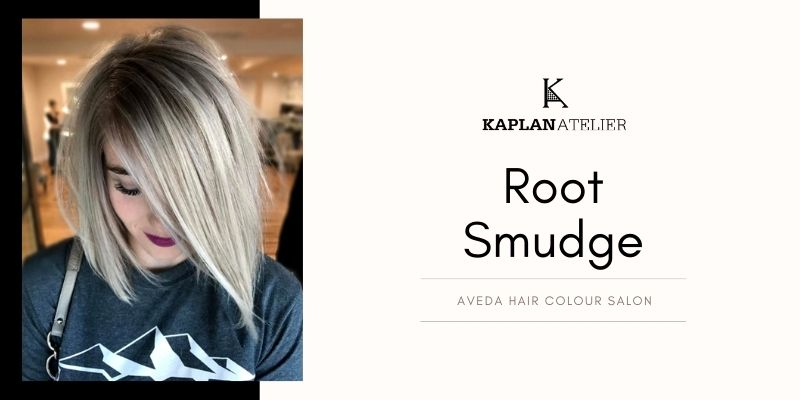 Root Smudge - How To Do It Yourself | KAPLANatelier