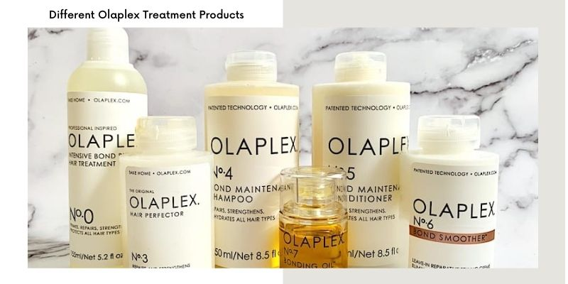 A Little About Olaplex Treatment - KAPLANatelier | AVEDA Hair Salon