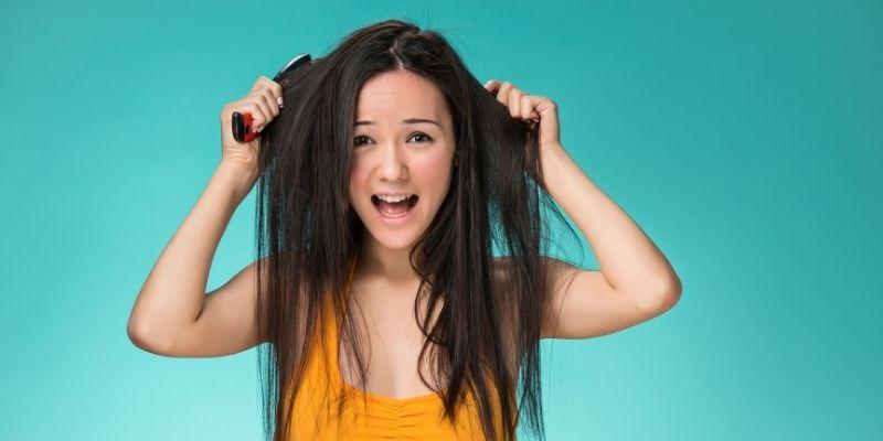 Common Hairstyling Mistakes Most Women Make - AVEDA Hair Salon, London | KAPLANatelier