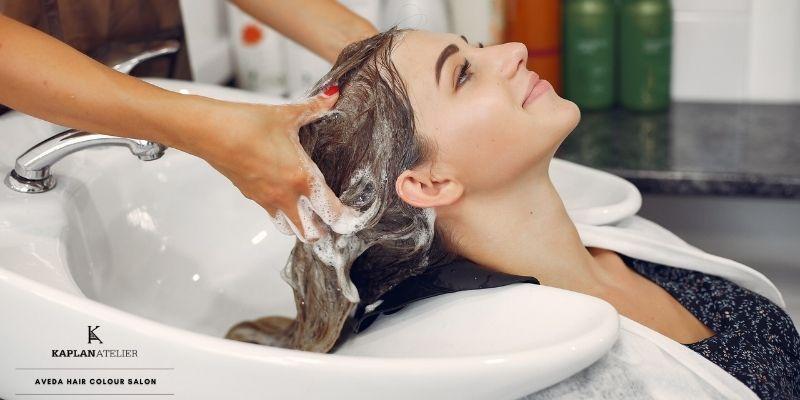 Olaplex Treatment The Much Needed Hair Treatment Post-Lockdown | KAPLANatelier AVEDA Salon London