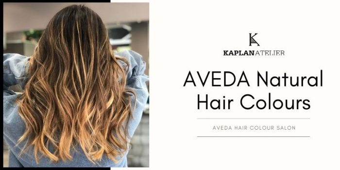 5 Benefits of Using Aveda Natural Hair Colours