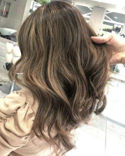 Balayage on Long Hair - KAPLANatelier AVEDA Salon London