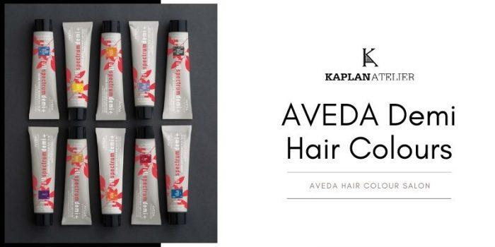 AVEDA Demi Hair Colours To Bring Back The Gloss Again